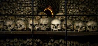 Catedral del St Barbara, Kutna Hora Fotos de archivo