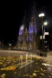 Catedral del St Catharina Foto de archivo libre de regalías