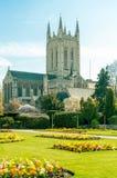 Catedral del St Edmundsbury Fotos de archivo libres de regalías