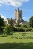 Catedral del St Edmundsbury Imagen de archivo libre de regalías