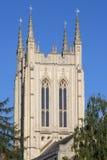 Catedral del St Edmundsbury en St Edmunds del entierro Imagen de archivo libre de regalías