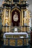 Catedral del St Francis Xavier, Grodno, Bielorrusia fotos de archivo