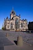 Catedral del St Giles, Edimburgo fotografía de archivo libre de regalías