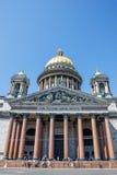 Catedral del St Isaac's Fotos de archivo libres de regalías