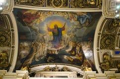 Catedral del St. Isaac Foto de archivo libre de regalías