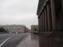 Catedral del St Isaac St Petersburg Imagen de archivo