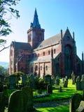 Catedral del St Magnus Imagen de archivo libre de regalías