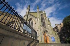 Catedral del St Maria, Edimburgo fotografía de archivo libre de regalías