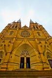 Catedral del St. Patrickâs, Australia Foto de archivo libre de regalías