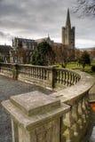 Catedral del St. Patrick foto de archivo libre de regalías