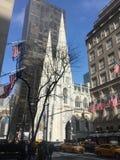 Catedral del St Patrick Imagen de archivo libre de regalías
