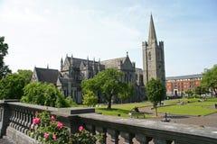 Catedral del St. Patrick Fotos de archivo