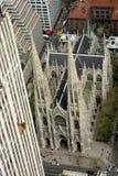 Catedral del St Patrick \ 'de s fotografía de archivo libre de regalías