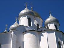 Catedral del St. Sophia. Fotos de archivo