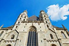 Catedral del St Stephan en Viena Imagen de archivo