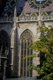 Catedral del St Stephans, Viena, Austria Foto de archivo libre de regalías