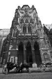 Catedral del St Stephens viena Foto de archivo