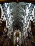 Catedral del St. Vitus Fotos de archivo libres de regalías
