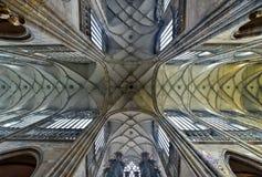 Catedral del St Vitus, Praga Fotos de archivo libres de regalías