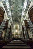 Catedral del St Vitus, Praga Imagen de archivo libre de regalías