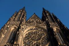 catedral del vit del st Imagen de archivo