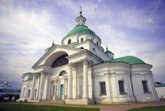 Catedral dimitriyevsky do monastério yakovlevsky do salvador de Rostov Imagens de Stock Royalty Free