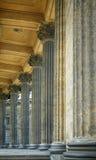 A catedral do ícone de Kazan da matriz do deus fotos de stock royalty free