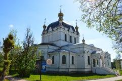 A catedral do aviso Foto de Stock