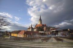 Catedral do bisrica de Marija imagens de stock royalty free