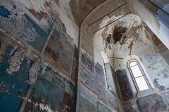 A catedral do esmagamento do século XIX em Uglich, Rússia Fotos de Stock