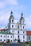 Catedral do Espírito Santo em Minsk Imagens de Stock
