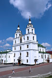 Catedral do Espírito Santo em Minsk Imagens de Stock Royalty Free