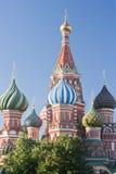 Catedral do Intercession (manjericão do St.) Imagens de Stock Royalty Free