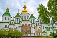 Catedral do lavra de Peshtersk, Kiev, Ucrânia foto de stock