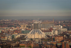 Catedral do metropolita de Liverpool Imagem de Stock