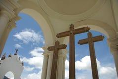 Catedral do Moorish, Bolívia foto de stock royalty free