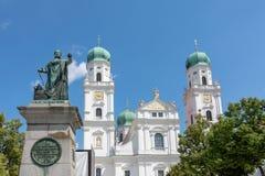 Catedral do passau Imagem de Stock