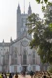 Catedral do ` s de St Paul, Kolkata, Bengal ocidental, Índia fotos de stock