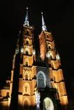 Catedral do `s do St. john Foto de Stock Royalty Free