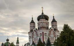 Catedral do ` s do St Panteleimon foto de stock royalty free