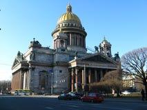 A catedral do ` s do St Isaac é o templo de St Petersburg Fotos de Stock Royalty Free