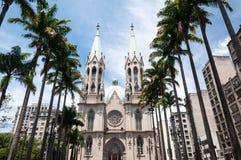 Catedral do SE Foto de Stock