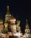 Catedral do St. Basilâs Imagens de Stock