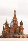 Catedral do St Basilâs Fotos de Stock