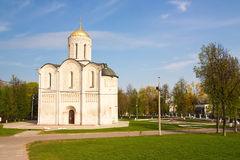 Catedral do St. Demetrius Foto de Stock