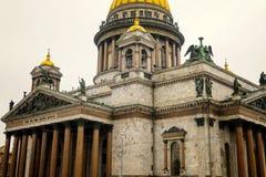 Catedral do St Isaacs Imagem de Stock Royalty Free