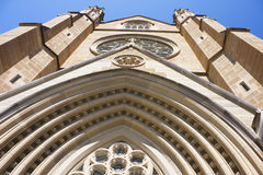 Catedral do St. Mary, Sydney Fotografia de Stock