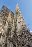 Catedral do St Patrick imagem de stock