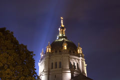 Catedral do St. Paul imagens de stock