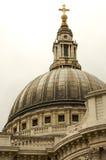Catedral do St Paul em Londres imagem de stock